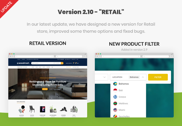 WoodMart  - v2 - WoodMart – Responsive WooCommerce WordPress Theme